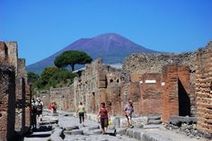 Epic Day Trips to Take in Europe - Rome is not short on its own historic attractions, but every visitor to this city should make time for the ruins of Pompeii.