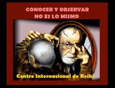 ► CONOCER Y OBSERVAR NO ES LO MISMO,,,,,