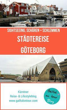 Tipps für einen Städtetrip nach #Göteborg. Sightseeing und Schlemmen in der gemütlichsten Stadt Schwedens