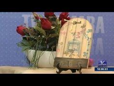 Programa Artesanato sem Segredo (08/06/15) - Porta-chaves