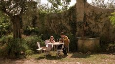 another scene from My House in Umbria - 2003