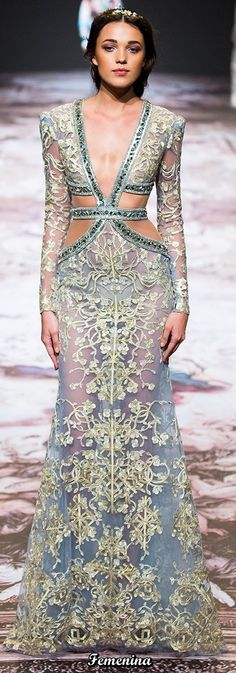 Michael Cinco Couture Michael Cinco Couture, October Fashion, Dream Dress, Decor Styles, Gowns, Formal Dresses, Clothes, Armour, Vestidos