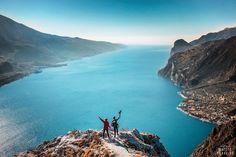 Lago di Garda Punta Larici