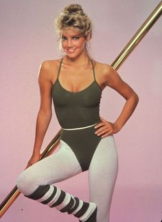 80's exercise outfits - Google Search