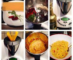 Rezept Spaghetti All'Olio e Peperoncino von Nori909 - Rezept der Kategorie sonstige Hauptgerichte
