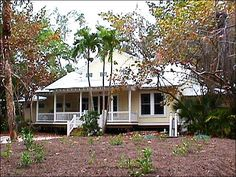 Old style Florida home