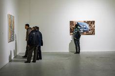 """Visita a exposición """"Fictional Archeology"""" de Jake Scharbach en MAC Quinta Normal. Mayo de 2016."""
