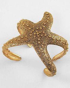 Starfish Cuff - AMAZING!