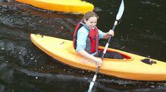 Heron Junior Kids Kayak Kayaking With Kids, Kids Kayak, Kayak Fishing Gear, Kayak For Beginners, Kayak Equipment, Outdoor Recreation, Surfboard, Boat, Sports