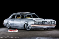Chris Willett's full-custom-chassis Holden HT Kingswood is being built to order from raw materials Australian Muscle Cars, Aussie Muscle Cars, Custom Muscle Cars, Custom Cars, Hq Holden, Holden Kingswood, Holden Muscle Cars, Holden Monaro, Holden Australia