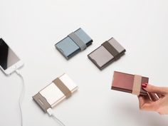 A Collection of Mobile Devices by Pauline Deltour for Lexon - Design Milk