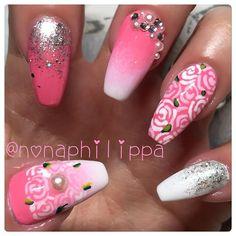 Instagram media nonaphilippa #nail #nails #nailart