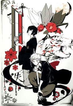 Dazai and Nakajima