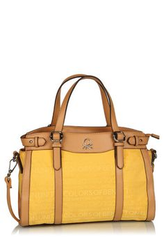 8ab0bf08727c This United Colors Of Benetton Yellow Handbag is extremely comfortable and  stylish. Purchase this awesome