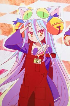 Shiro : No Game No Life