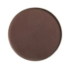 Makeup Geek Eyeshadow Pan - Americano, dark brown with subtle purple undertones and a matte finish. Makeup Geek Eyeshadow, Eye Makeup, Hair Makeup, Makeup Art, Eye Color, Color Pop, Single Eyeshadow Pans, Black Shadow, Makeup