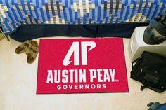 Collegiate Austin Peay State Starter Area Rug
