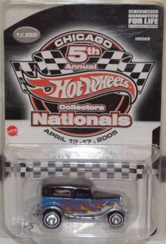 '34 Delivery - 5th Annual Collectors Nationals Hot Wheels Cars, Hot Cars, Cool Toys, Diecast, Corgi, 1, Delivery, Collection, Awesome