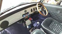 Custom mini dash