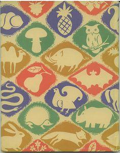 Menagerie - #textile