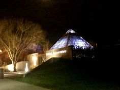 """LIVING THE GARDENING LIFE: Muttart Conservatory """"Snowflakes are Falling"""" Feat..."""
