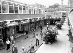 Bradwell's Court, Cambridge (1970's?)