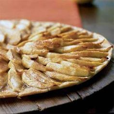 This dramatic 12-inch French apple tart will elicit a wow from your guests. They will never know that this dessert uses only six...
