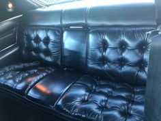 Chrysler New Yorker, Couch, Furniture, Home Decor, Settee, Decoration Home, Sofa, Room Decor, Home Furnishings