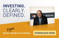 Dave Ramsey, free investments guide