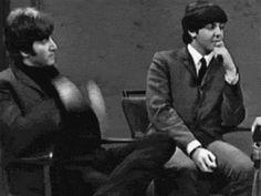 John Lennon & Paul McCartney <3