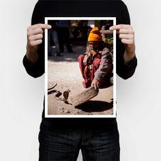 Mit unseren Fotopostern kannst Du besondere Momente festhalten und natürlich Deine Wände individuell verschönern. :)