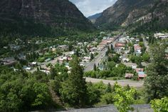 Ouray Colorado Beautiful