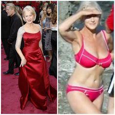 Helen Mirren otkrila svoj 12-minutni program tjelovježbe - www.gloria.hr