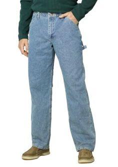 Lee Retro Stone Carpenter Jeans