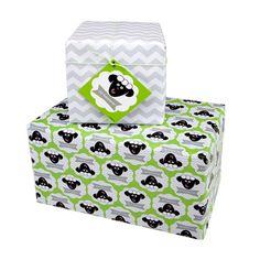 MubAArak Sheep #Eid Gift Wrap | SilverEnvelope.com: Islamic #Party & Stationery  | #gift