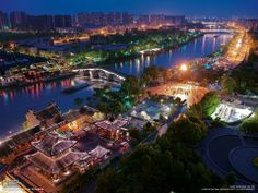 China's Grand Canal  by photographer Michael Yamashita