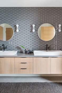 Modern Boys Bathroom, Interior Design and Decor Ideas, Nyla Free Designs Inc., Calgary Interior Designer, DeJong Design & Associates, Insignia Custom Homes, Phil Crozier Photography