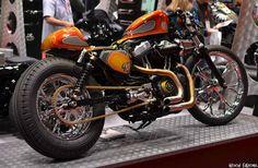 Harley Davidson Cafe Racers