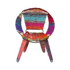 Aniya Sitting Chair - Dot & Bo