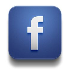 facebook – icon – by Christophe Tauziet