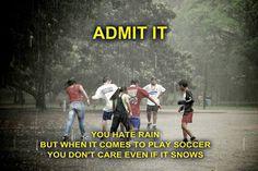 So true, but I <3 rain (Live in Oregon)
