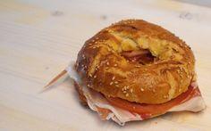 American bagels para #Mycook http://www.mycook.es/receta/american-bagels/