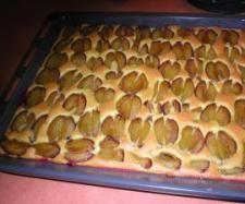 Rezept Zwetschgen-Eierlikör-Blechkuchen, einfach und schnell von Gast - Rezept der Kategorie Backen süß