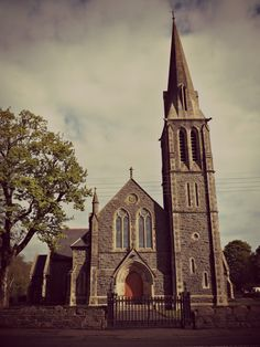 Cuningham Church, Cullybackey - 15th May 2012