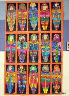 Egyptische mummie