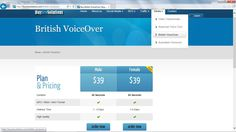 Buy British VoiceOver | Buyseosolutions.com  Buy British VoiceOver will compliment your website among their peers, building confidence and trust towards the company at very little expense.  http://buyseosolutions.com/british-vo...  Buy British VoiceOver, British VoiceOver, Buy High Quality British VoiceOver