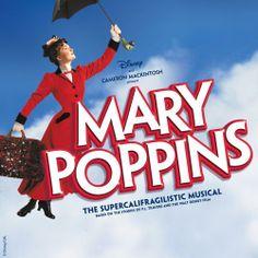 """""""Mary Poppins"""" - Portland / Keller - 2012"""