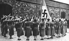 Nazi Women: 10 Monstrous Female Nazi War Criminals - EnkiVillage