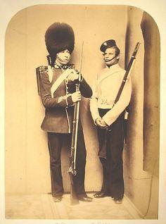 Grenadier Guards in England * VINTAGE oversized circa 1860 SALT!*RARE + SUPERB   eBay