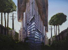 Sam Clague - recipient NZ Art Show Emerging Artist Award 2015 Nz Art, Artists, Artist